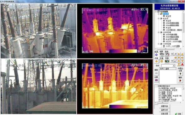 电力测温系统软件