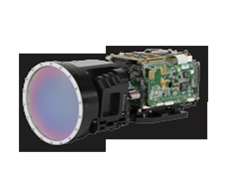 三视场制冷型红外热成像机芯 MC420