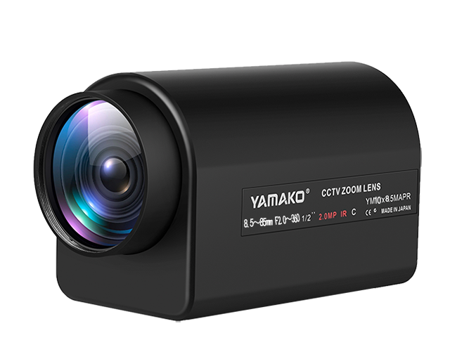 8.5-85mm电动变倍镜头