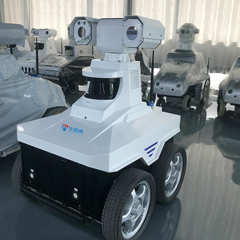 变电站智能巡检机器人HRC-R600D4F