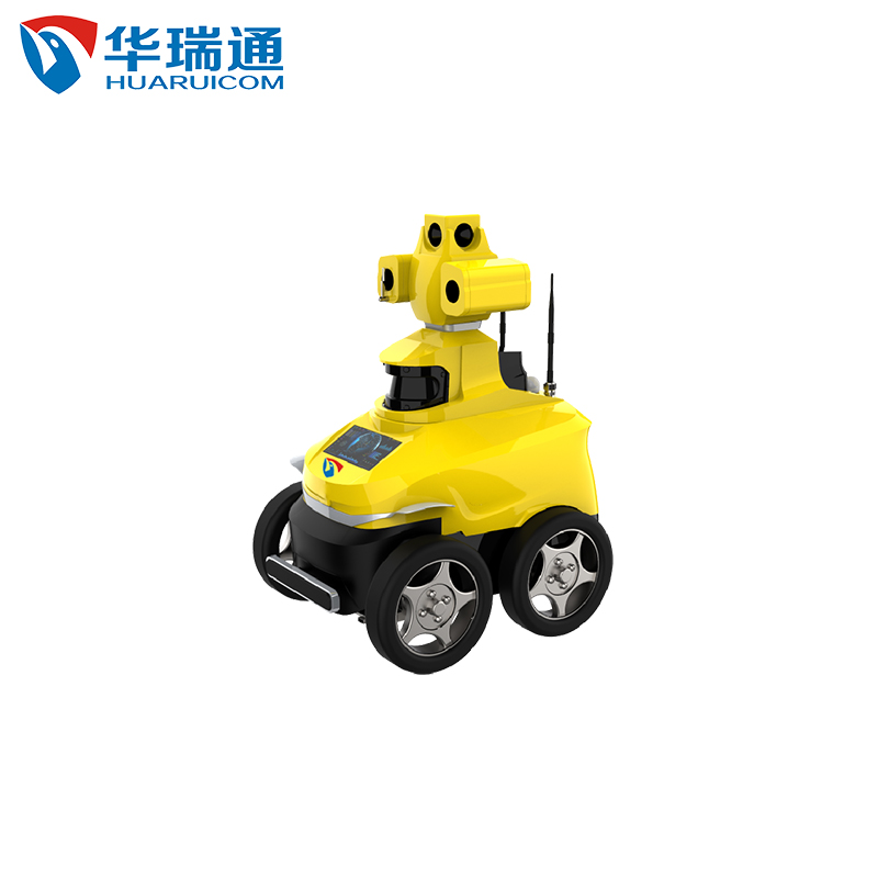 5G智能电力巡检机器人HRC-R600D4F5G