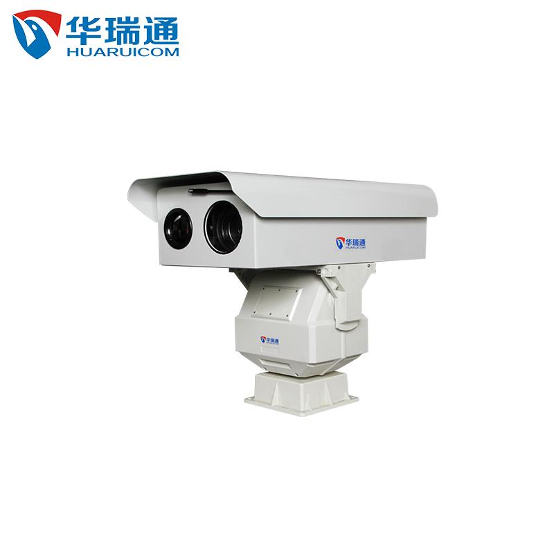 双光谱测温云台摄像机