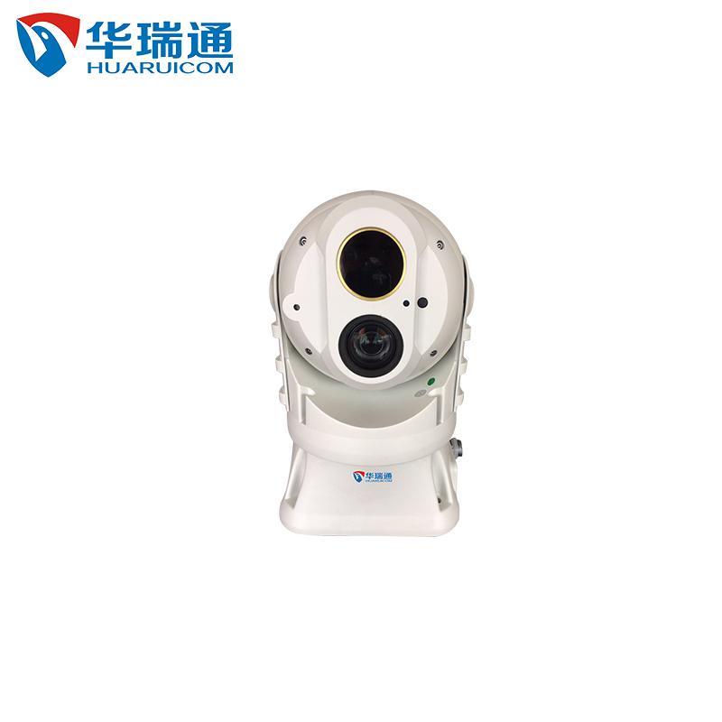车载专用双光谱球型摄像机 HRC-P6500D系列