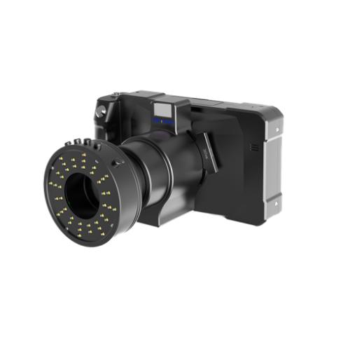 便携式超宽光谱现场物证搜索摄录系统