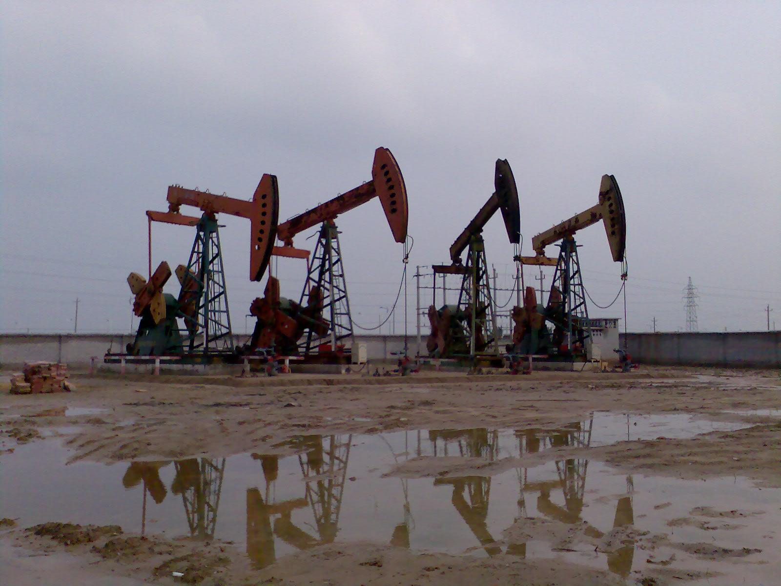 中原油田监控项目