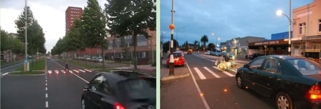 和传统的道路监控系统不一样,采用红外热像技术对道路监控的妙处