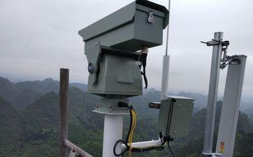 高空瞭望监控预警系统