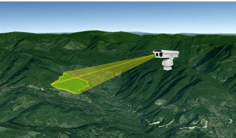 实施森林防火监控建设远距离森林防火监控预警系统