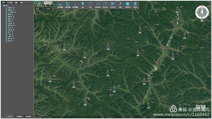 森林防火监控系统的作用距离到底可以有多远?