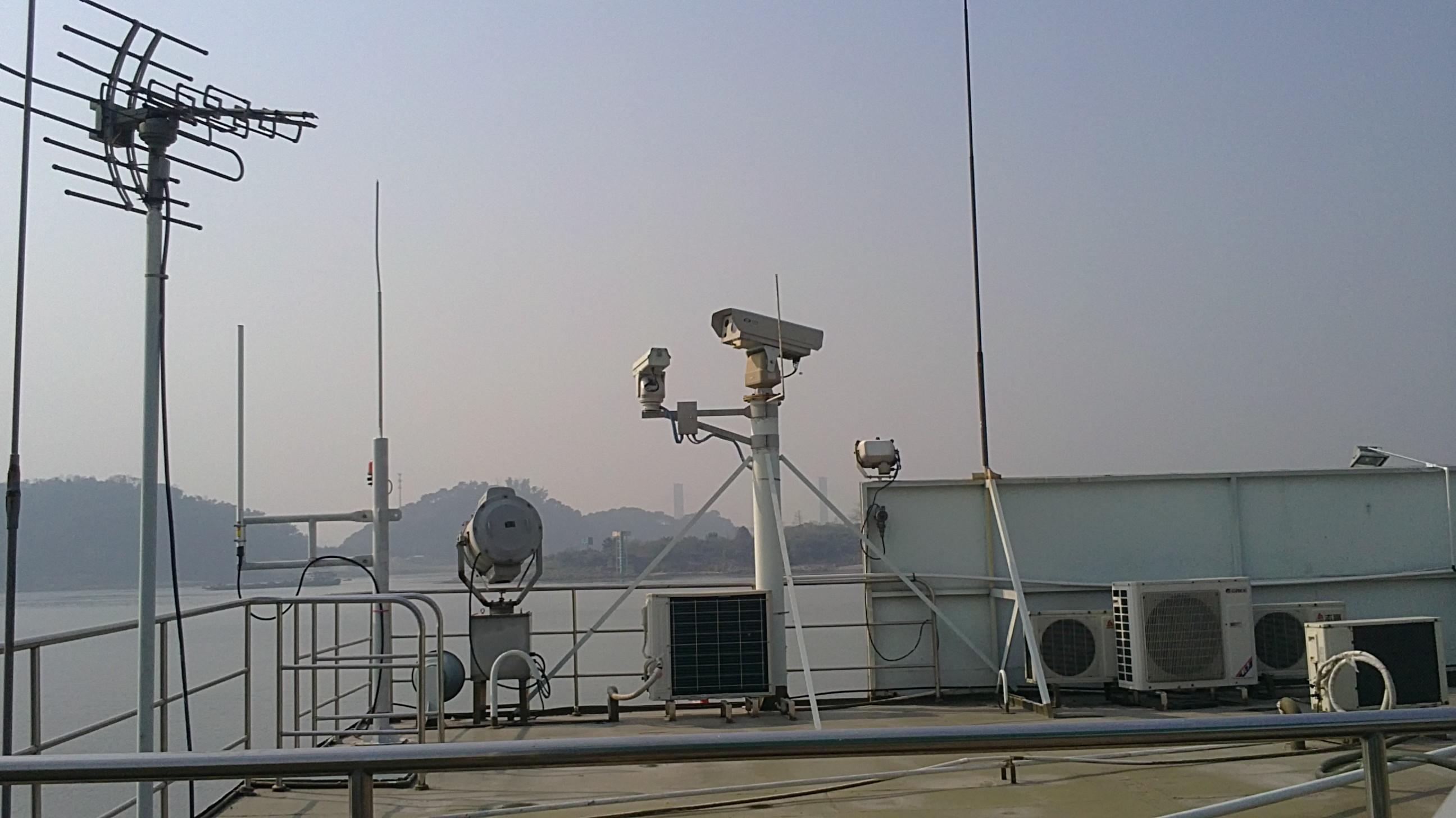 YAMAKO长焦透雾镜头助力航道河道监控系统解决方案