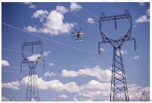 华瑞通科技无人机电力巡检系统