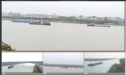 长江航道-重庆段航道管理远距离昼夜监控系统