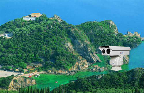 东莞樟木头林场森林防火监测系统