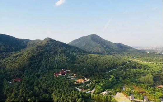 江西省信丰县森林防火监控设备第二个远距离监控点