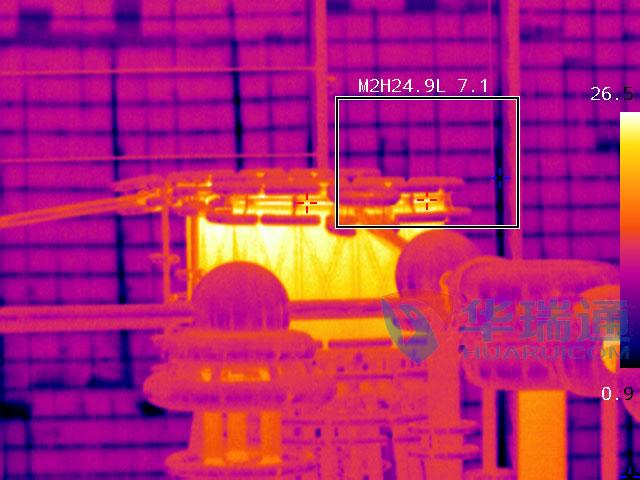 变电站红外热成像测温监控系统