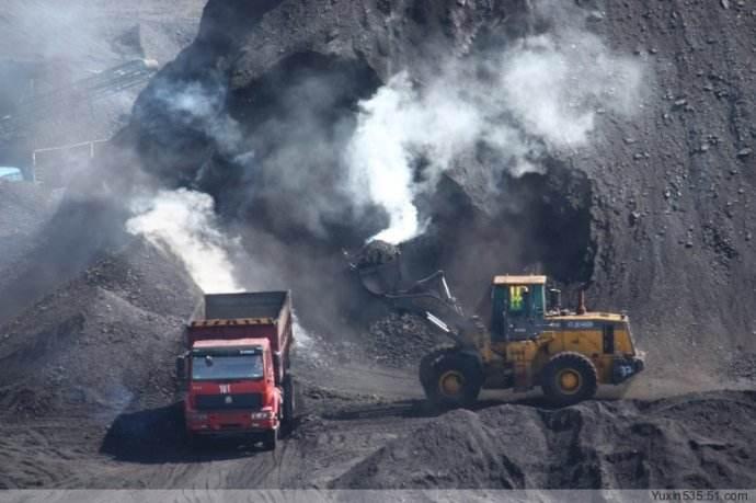 热成像用于煤炭火灾预警解决方案