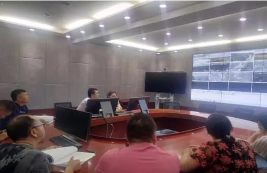手机上监控火灾隐患!额济纳旗胡杨林保护区开通云视频防火预警系统