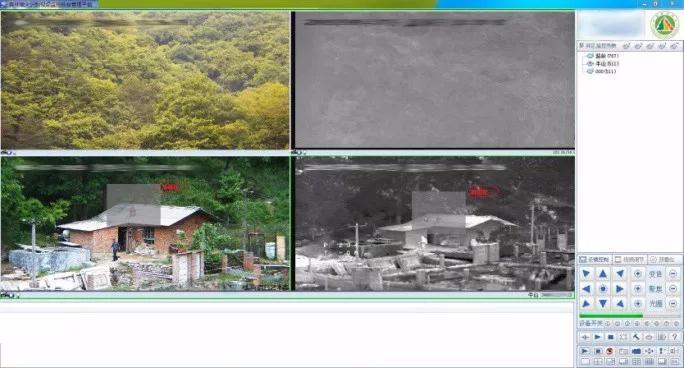 森林防火责任重大 视频监控系统来帮忙