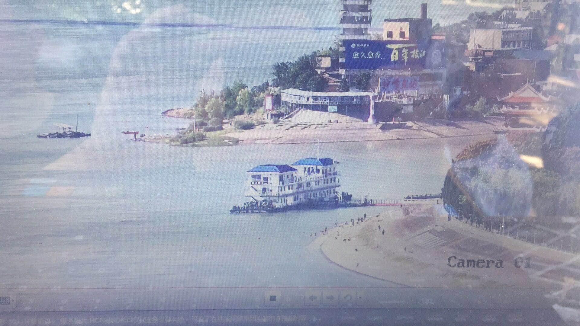 湖北宜昌河道监控项目