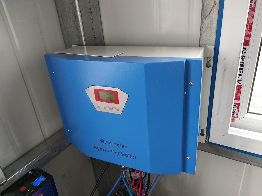 华瑞通森林防火监控系统