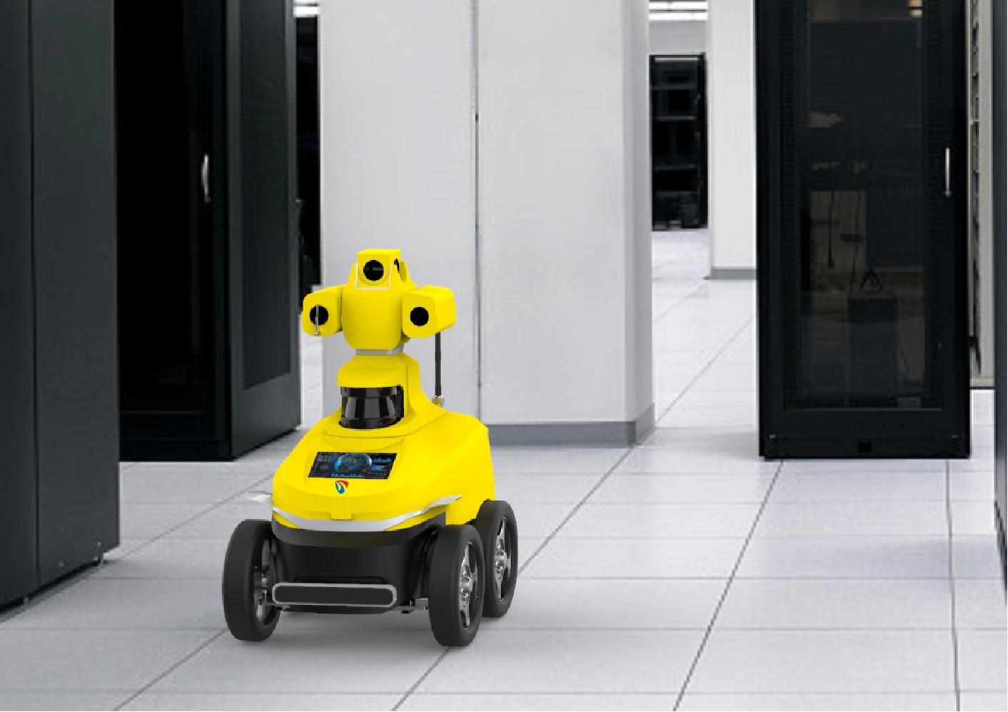 华瑞通5G智能电力巡检机器人可以实现哪些功能