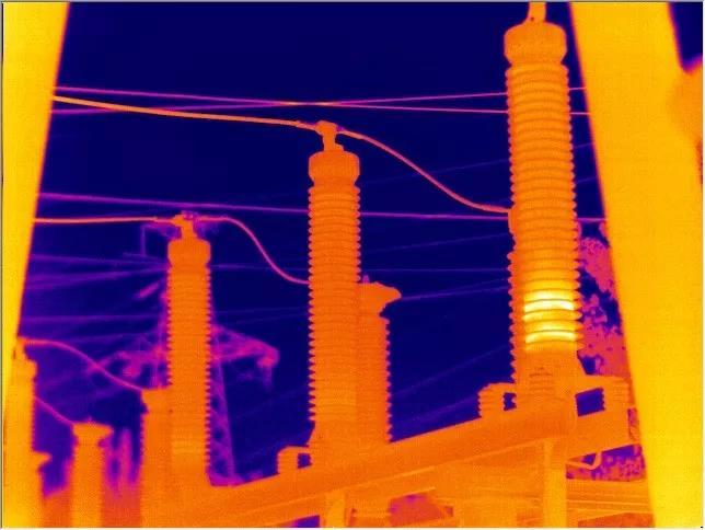 电力设备在线测温系统