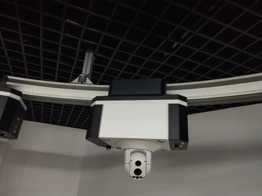 室内轨道式智能巡检机器人方案项目介绍