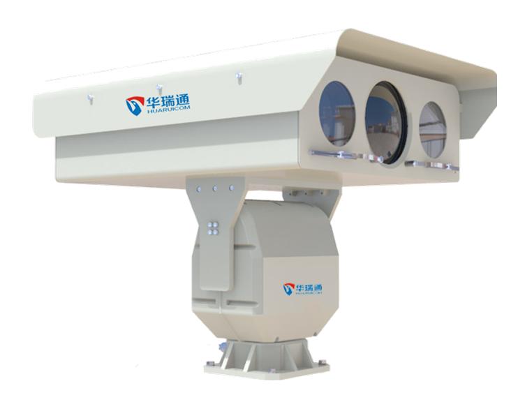 河道航道监控热成像智能一体化云台摄像机